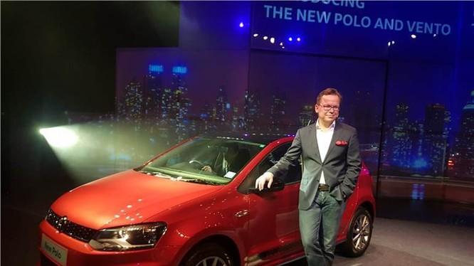 Volkswagen Polo mới tại thị trường Ấn Độ có giá từ 188 triệu đồng.