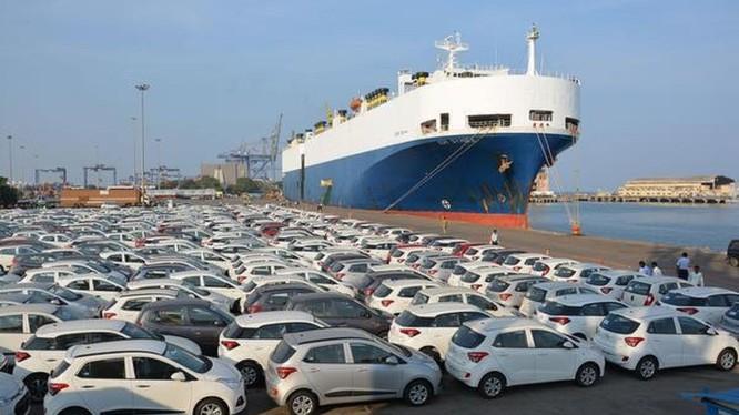 Các hãng ô tô Ấn Độ nên tìm kiếm thêm các cơ hội xuất khẩu. Nguồn: Car Dealer Tracker