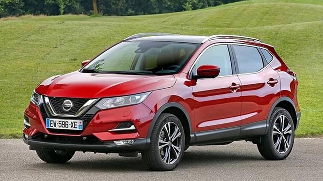 Nissan Qashqai, mẫu xe Nhật hiếm hoi thành công ở châu Âu. Ảnh: Motor1