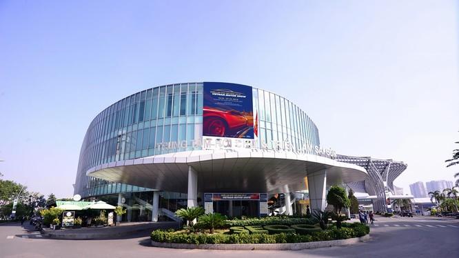 Nơi sẽ diễn ra Triển lãm ô tô Việt Nam 2019 tại TPHCM