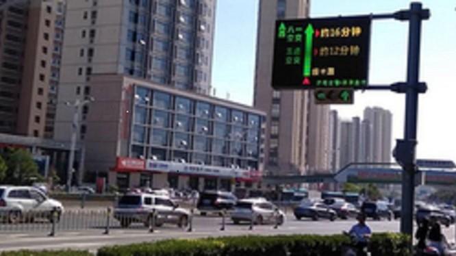 Lượng tiêu thụ xe tại thị trường Trung Quốc giảm mạnh trong tháng tám vừa qua. Nguồn: Autonews