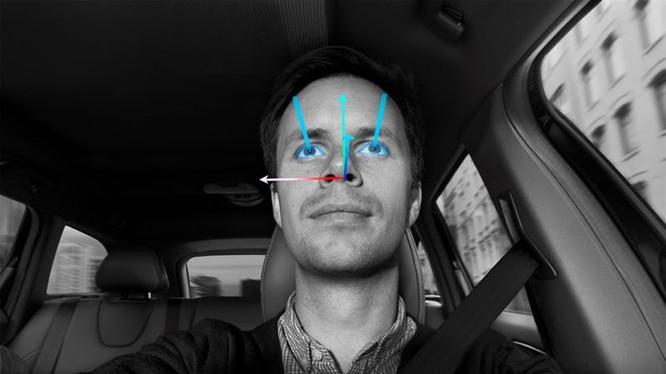 Minh họa cho thấy sự tập trung của tài xế. Ảnh: Volvo