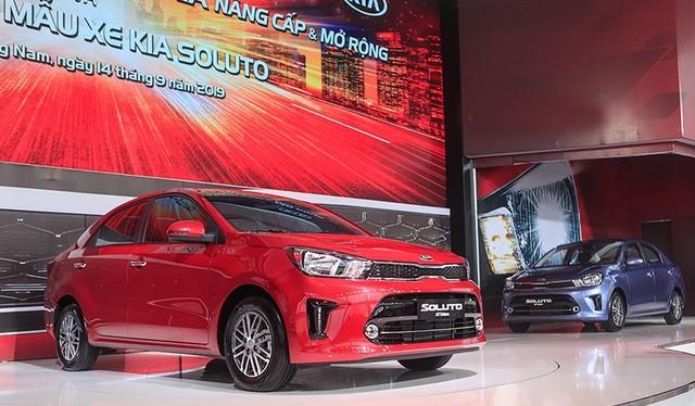KIA Soluto tại Việt Nam sẽ chỉ có phiên bản 4 cửa (Sedan)