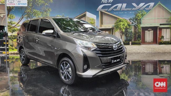 Toyota Calya 2019 mới được ra mắt tại Indonesia