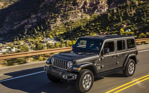 Khung sườn trên Jeep Wrangler bị cho là kém chất lượng