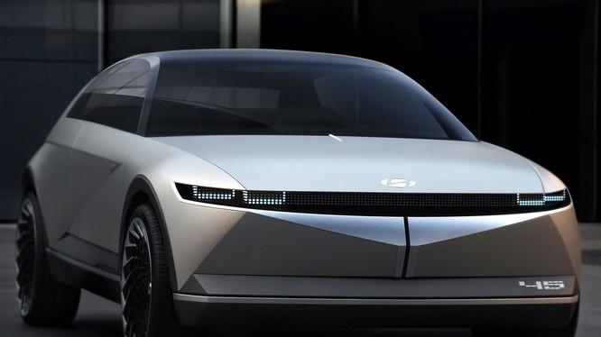 Những hình ảnh mới nhất của xe tự lái được phát triển bởi Huyndai. Nguồn: Carbuzz