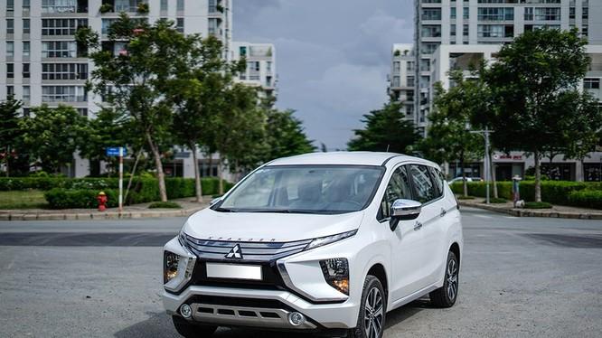 Hiện tại, Mitsubishi Xpander là mẫu MPV bán nhiều nhất tại Việt Nam, vượt qua cả Toyota Innova.