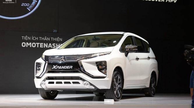 Mitsubishi Xpander Special Edition sẽ được nâng cấp về ngoại thất và hệ thống âm thanh