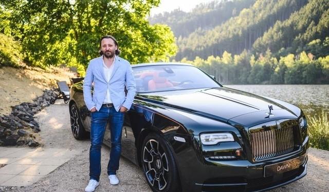 Ông Jozef Kabaň đã tuyên bố rời bỏ vị trí giám đốc thiết kế của Rolls-Royce chỉ sau 6 tháng nhận chức