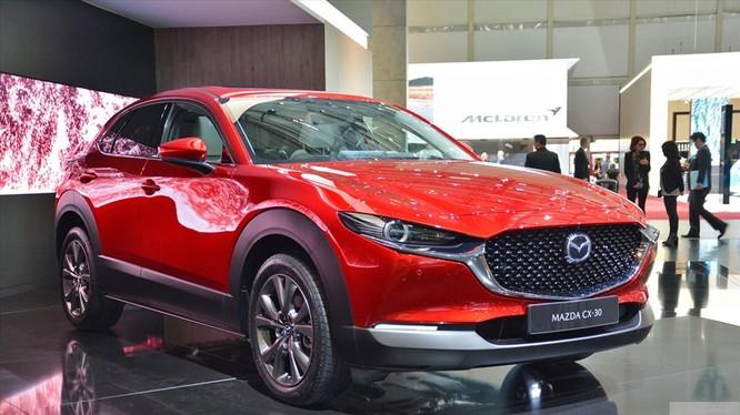 Mazda CX-30 rục rịch về Việt Nam. Ảnh BD.