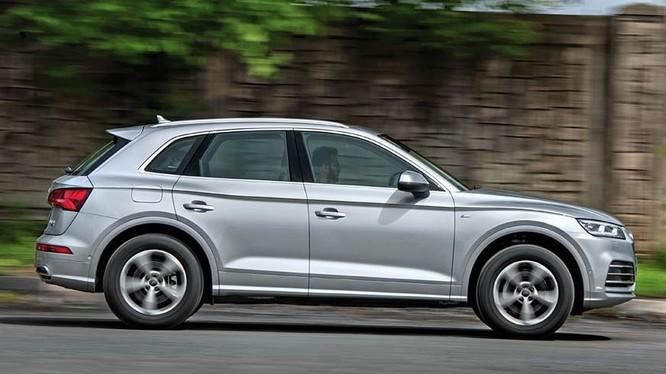 Mẫu xe Q5 của Audi