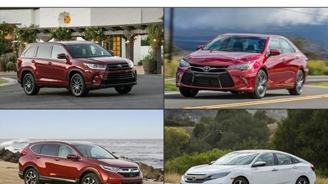 Người đi làm nên chọn xe sedan hay SUV? Ảnh TK