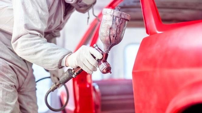 Màu sơn của ô tô gắn liền với các giấy tờ xe