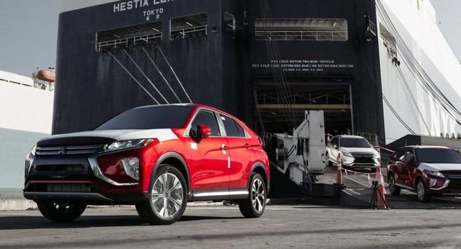Các nhà sản xuất ôtô Nhật Bản đang gặp khó do chiến tranh thương mại.