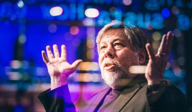 Ông Steve Wozniak