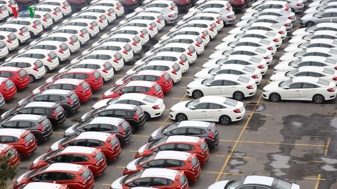 Tính từ đầu năm đến hết nửa đầu tháng 10/2019, Việt Nam đã nhập khẩu hơn 116.917 xe ô tô được nhập về nước. (Ảnh minh họa)