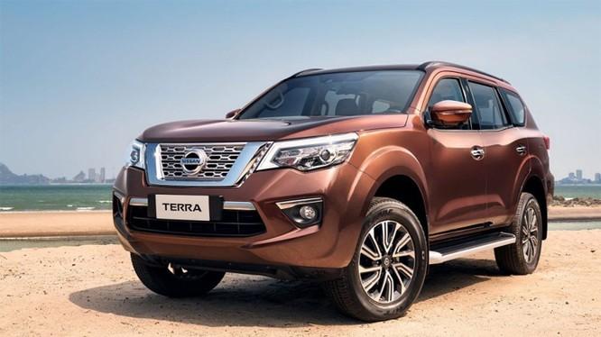 SUV 7 chỗ Terra. Ảnh: Nissan