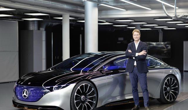 Chấn động thông tin Mercedes-Benz sa thải hơn 1000 lãnh đạo