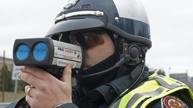 Cảnh sát Estonia nghĩ ra hình thức phạt mới cho tài xế vi phạm tốc độ