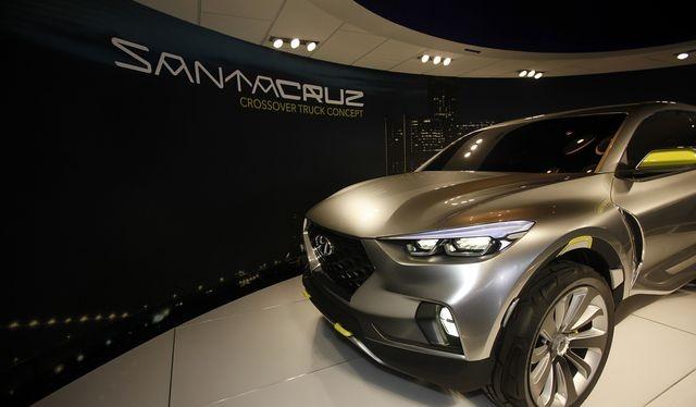 Hyundai sẽ sản xuất xe bán tải Santa Cruz tại Mỹ từ năm 2021 tới đây.