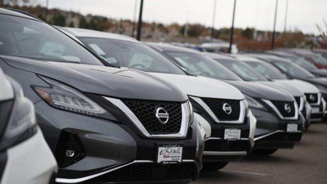 Gần 400 nghìn xe Nissan sẽ bị triệu hồi.