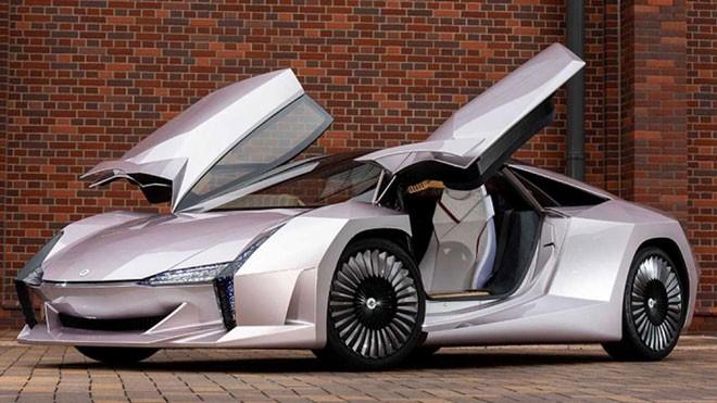 Gỗ cũng là một vật liệu làm ô tô?