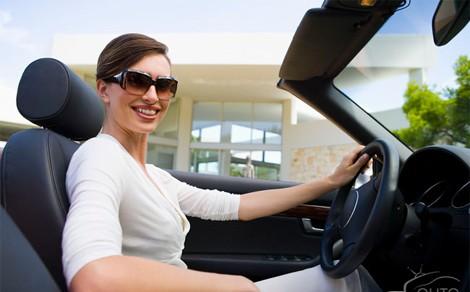Tỷ lệ phụ nữ lái xe gây tai nạn thấp hơn nhiều so với nam giới