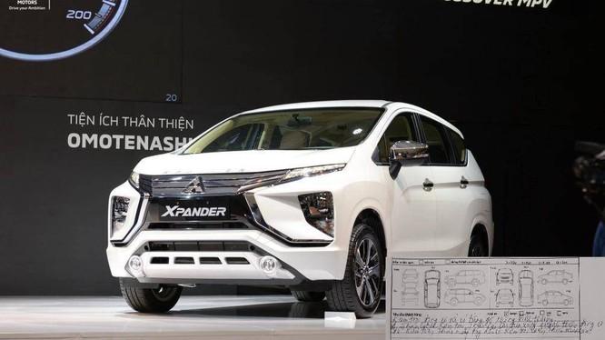 Khách hàng chia sẻ về chiếc Mitsubishi Xpander mới chạy hơn 10.000 km đã phát hiện tiếng kêu bất thường ở động cơ