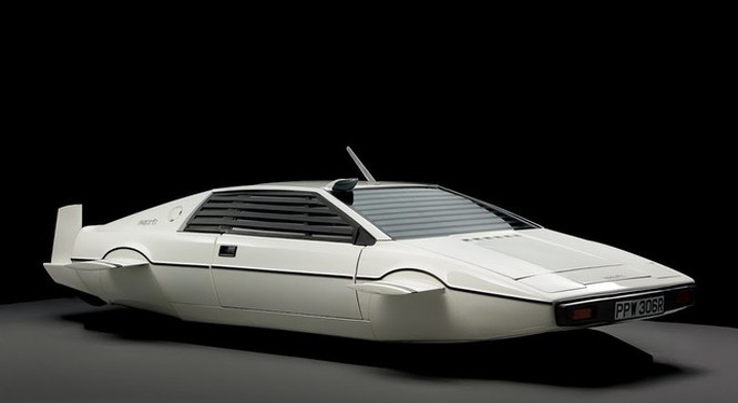 """Chiếc xe mà James Bond đã dùng trong bộ phim """"Điệp viên 007"""""""