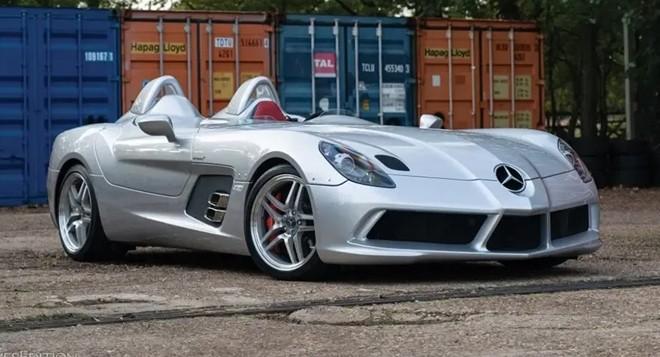 Chiếc SLR McLaren Stirling Moss đang được rao bán