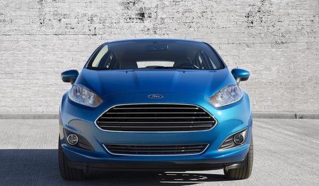 Một mẫu xe của Ford