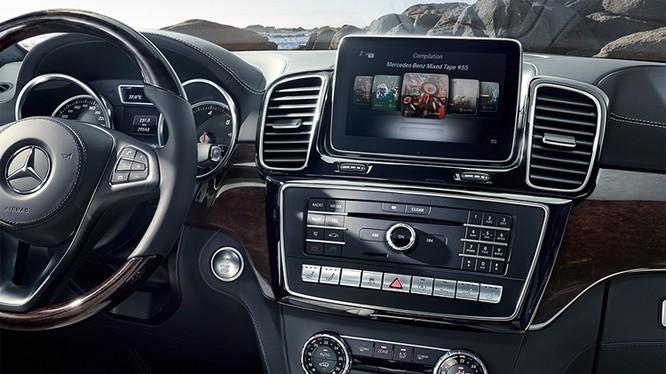 Hệ thống điều hòa trên nhiều dòng xe Mercedes có hiện tượng nấm mốc. Trong ảnh là một chiếc GLS đời 2018 - mẫu xe bị ảnh hưởng. Ảnh: Mercedes