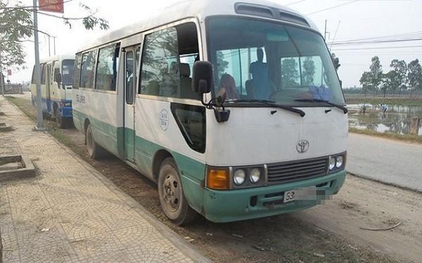 Xe được phép lưu hành phải còn trong niên hạn sử dụng