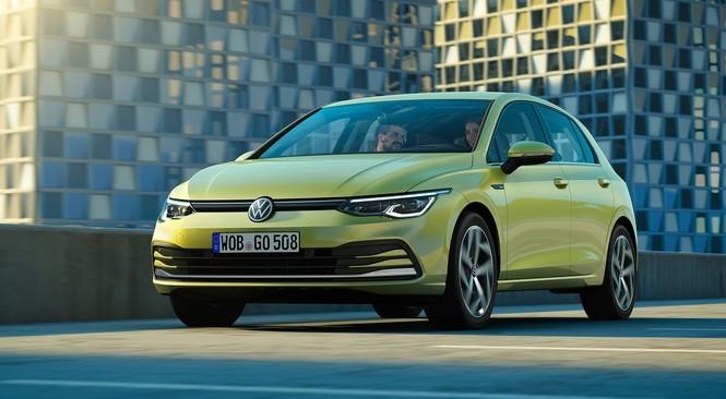 Volkswagen Golf là mẫu xe được tìm kiếm nhiều nhất ở Anh.