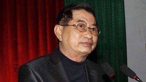 GS TS Dương Nghiệp Chí - nguyên Viện trưởng Viện Khoa học TDTT, nguyên Phó Chủ tịch kiêm Tổng thư ký Hội Thể thao Điện tử Giải trí Việt Nam.