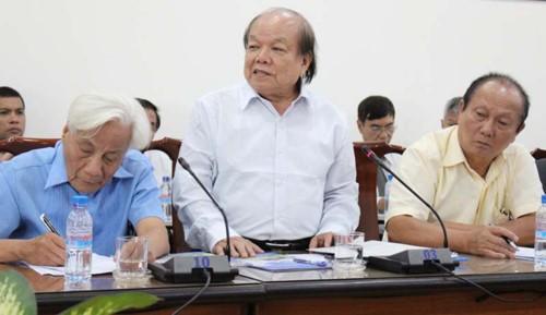 GS TS Trần Hữu Nghị - Chủ tịch Hội đồng trường Đại học Quản lý và Công nghệ Hải Phòng