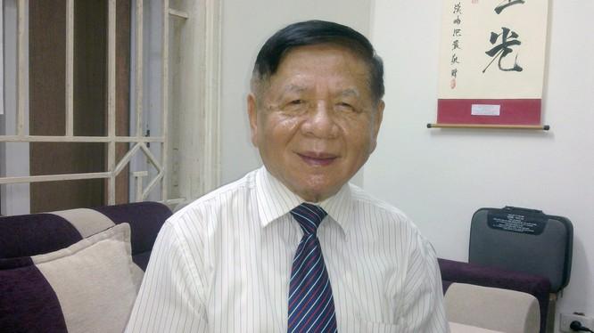 PGS TS Trần Xuân Nhĩ - nguyên Thứ trưởng Bộ Giáo dục và Đào tạo, Phó Chủ tịch Hiệp hội các trường Đại học và Cao đẳng Việt Nam