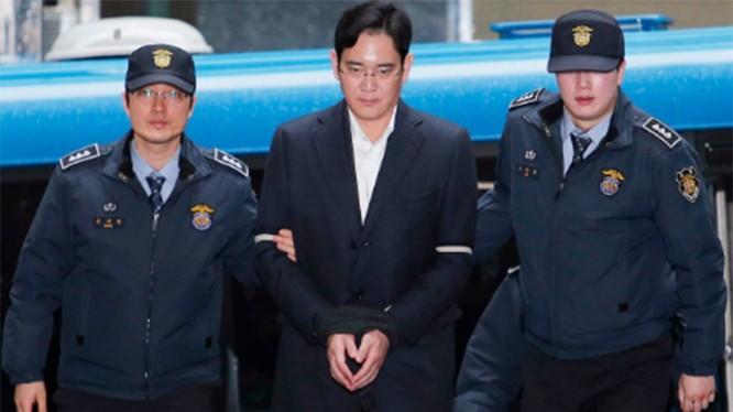 Phiên tòa xét xử PCT Samsung đã diễn ra sáng 9/3