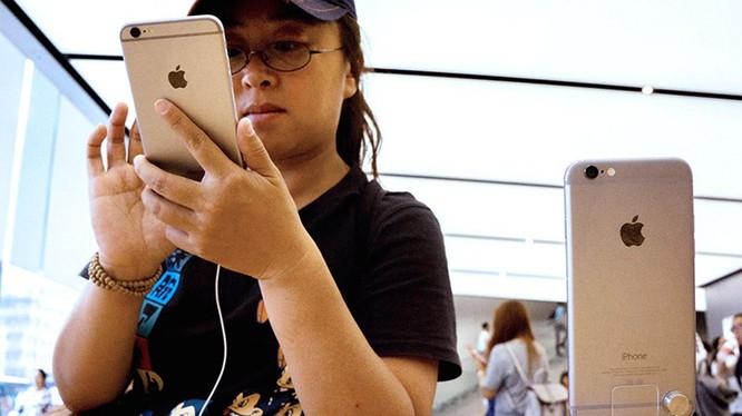 Apple cần cải thiện thị phần tại Trung Quốc