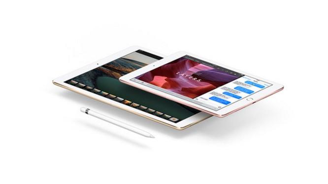 Apple sẽ ra mắt 3 mẫu iPad Pro mới vào tuần sau