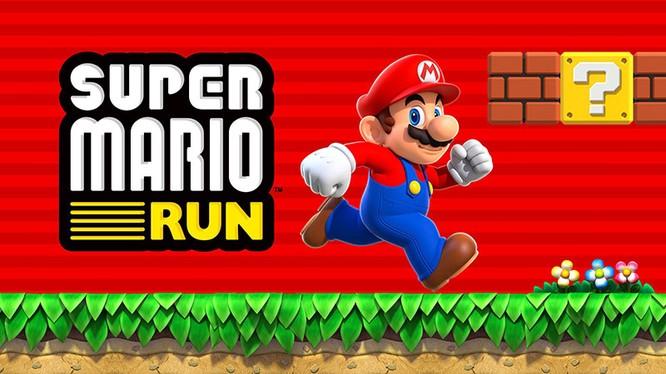 Super Mario Run là tựa game nổi tiếng trên thế giới từ những năm 90