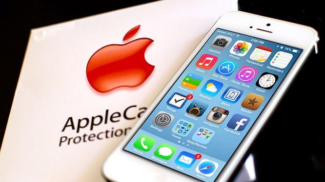 Người dùng iPhone sẽ có thời gian 1 năm để đăng ký AppleCare+
