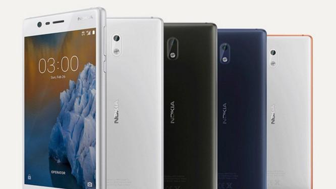 Điện thoại Nokia sẽ có mặt trên thị trường vào nửa cuối quý II