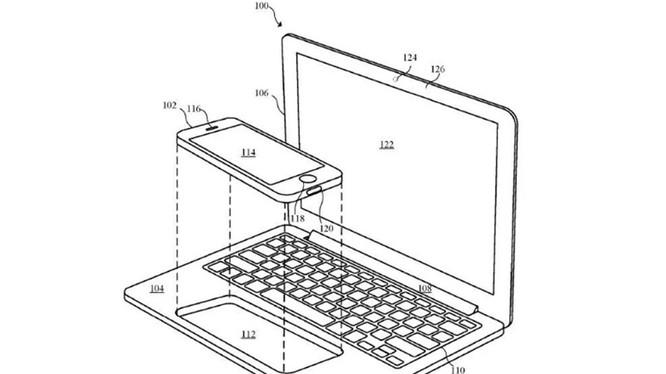 Sản phẩm này sẽ được đặt tên là iLaptop Phone?