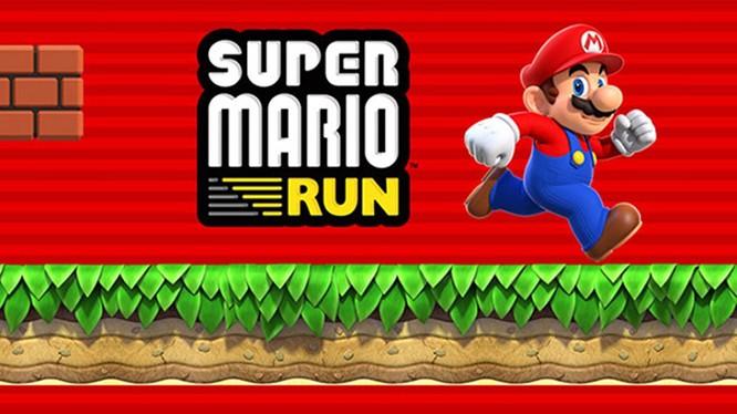 Super Mario Run là một game hấp dẫn