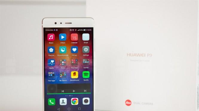 Huawei P9 là smartphone cao cấp với nhiều tính năng có thể cạnh tranh với smartphone của Samsung