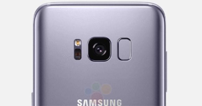 Camera sau trên S8 sẽ sử dụng cảm biến của Sony