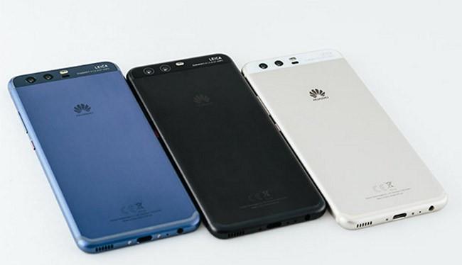 smartphone cap cấp Huawei P10