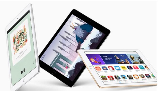 iPad 9,7 inch mới có hình dáng giống hệt iPad Air 2