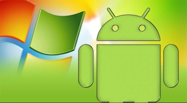 Android là hệ điều hành được dùng phổ biến nhất trong tháng 3